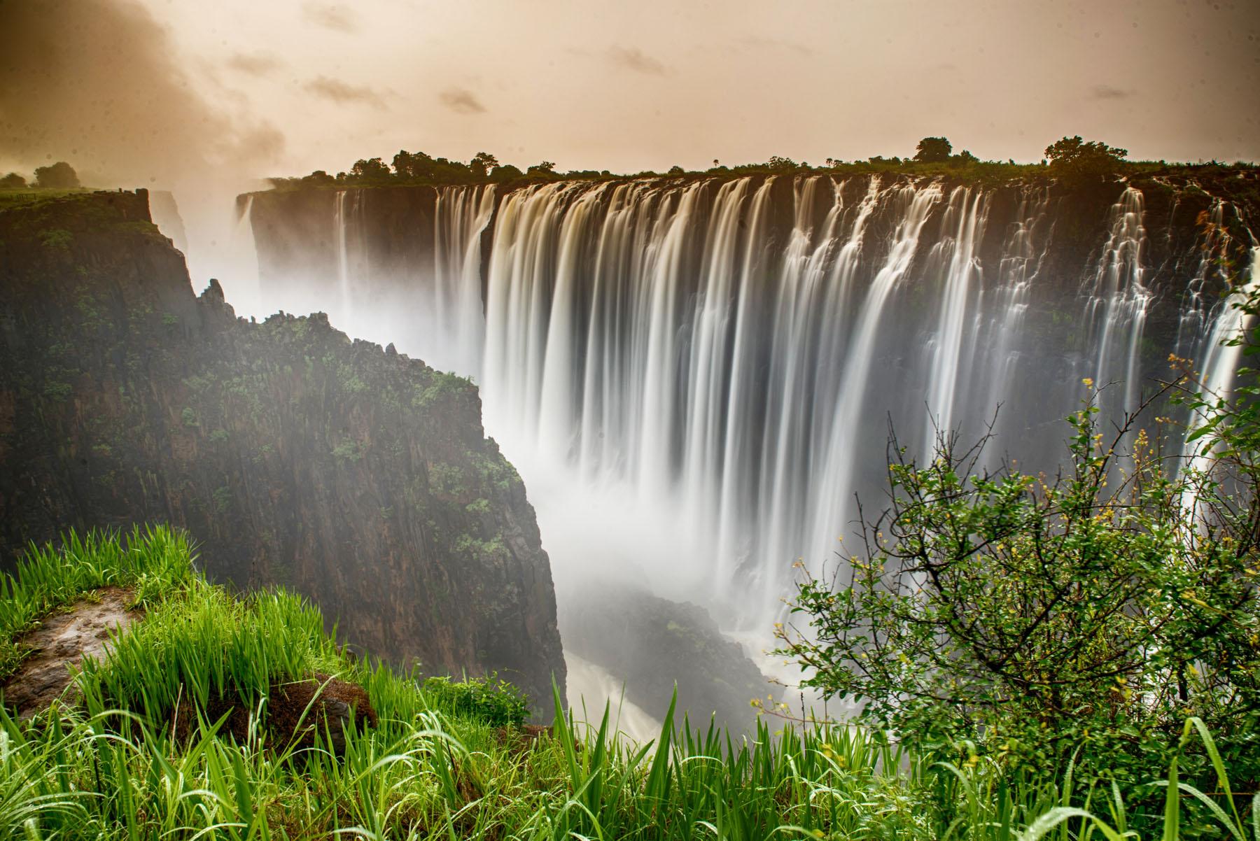 Estensione Victoria Falls