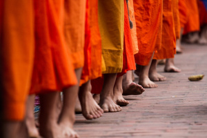 Luang Prabang, Pakse, Champasak e Isola di Khong